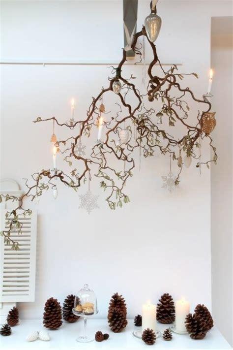 decorazione tavola natalizia decorazioni tavola di natale in stile shabby chic idee