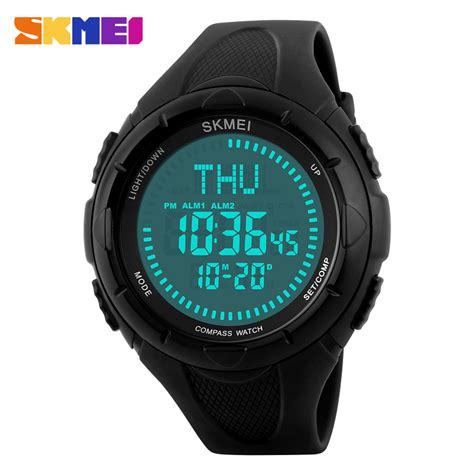 Jam Tangan Digital Geonaute skmei jam tangan digital multifungsi pria dg1232 black jakartanotebook
