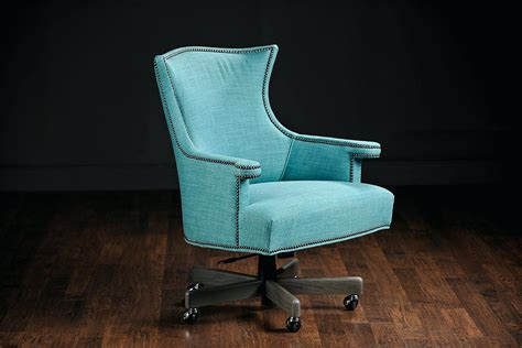 Desk Chair Upholstered Desk Chairs On Casters Swivel Desk And Chairs