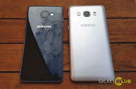 Hp Samsung A5 Vs J5 vergelijking galaxy j5 2016 versus galaxy a5 2016 de