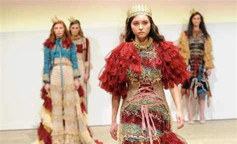 fashion design northumbria world class craftsmanship meets catwalk glamour at the