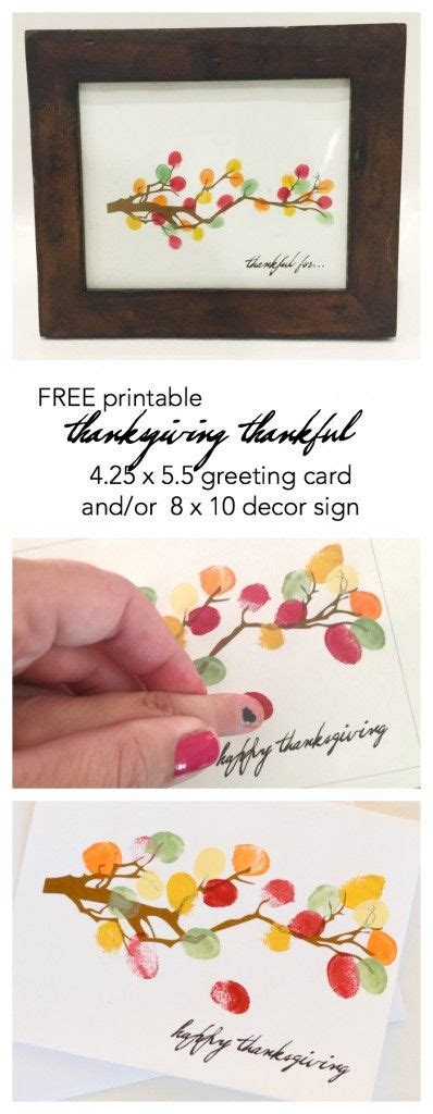make your own thanksgiving cards 1000 ideas about thanksgiving tree on fall