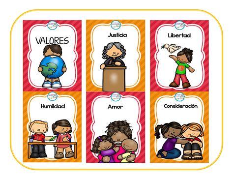 imagenes educativas de valores espectaculares dise 241 os sobre los valores did 225 ctica educativa