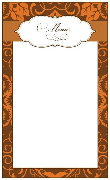 dinner place card template word best thanksgiving 2013 printables placemats activities