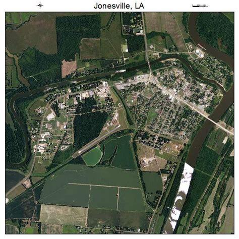 jonesville louisiana map aerial photography map of jonesville la louisiana