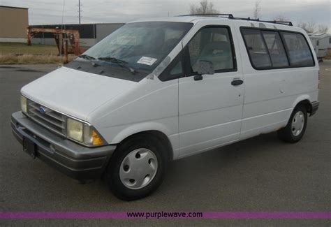 how to learn about cars 1995 ford aerostar security system 1995 ford aerostar photos informations articles