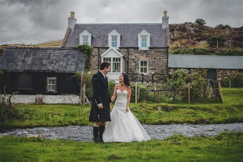 A Highland Fairytale Wedding in Scotland   Weddingbells