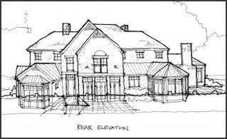Home Design Drawing by Architecture Designs