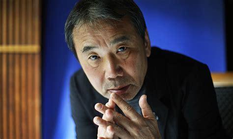Haruki Murakami Haruki Murakami Joint Favourite To Win Nobel Prize For