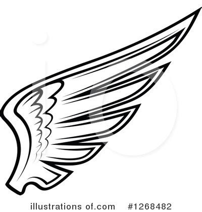 wings clip winged clipart clipground