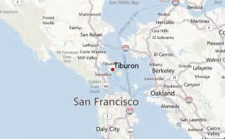 tiburon california map gu 237 a urbano de tibur 243 n
