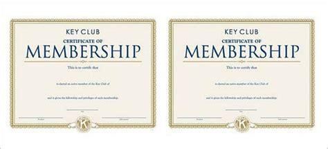 membership certificate template download free premium