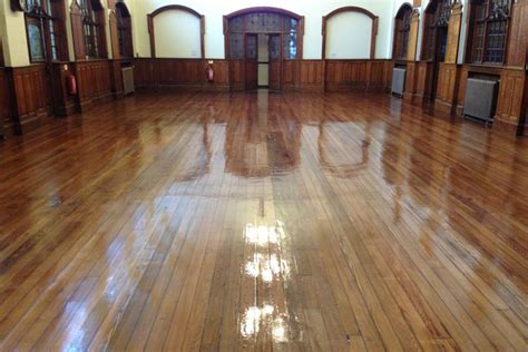 Wood Floor Restoration by Wood Floor Maintenance Birmingham