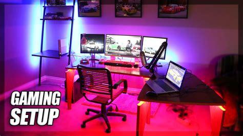 ultimate gamer setup ultimate gaming setup jackultragamer 200k special