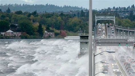 Seattle Mba Bridge by Wsdot Holding Sr 520 Bridge Photo Contest King5