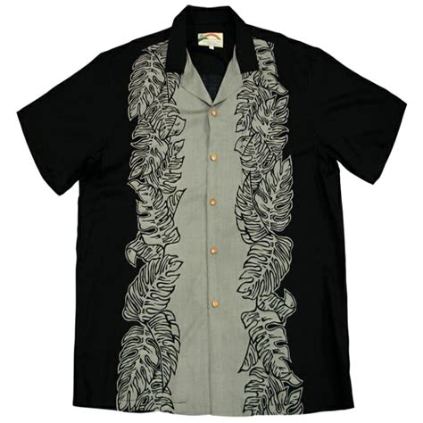 Cressida Shirt Chest Panel Grey s paradise found aloha sleeve c shirt