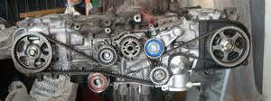 Subaru Timing Belt Replacement Change Timing Belt 2015 Subaru Outback Autos Post