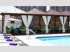 Top 5 Hotel Pools in Atlanta W Hotel Atlanta Rooftop Pool