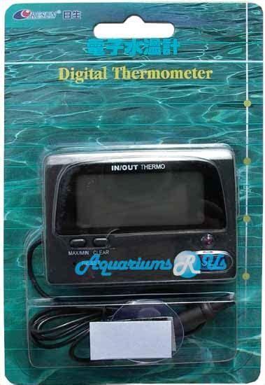 Thermometer Resun aquariums r us heater brand heaters