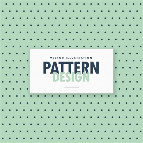 dots pattern freepik pattern of black dots on a green background vector free