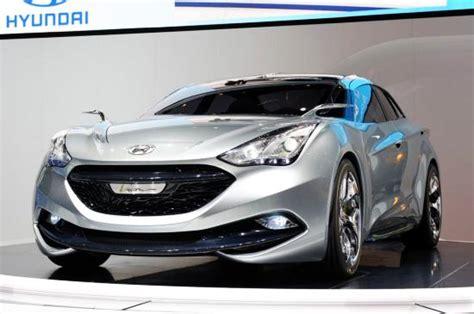 Future Hyundai Cars by Future Cars A Look At Hyundai S Concepts Rediff