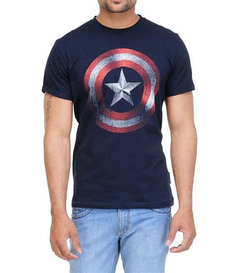 T Shirttshirttshirtkaos Captain America captain america shield t shirt buy captain america shield t shirt at low price