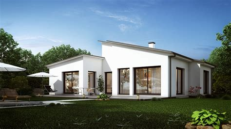 Bungalow Two Section Series by Eingeschossige Wohnh 228 User