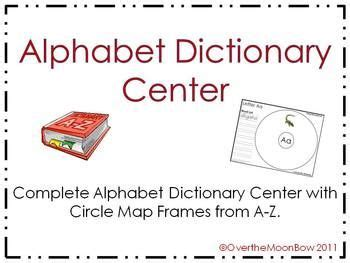 Dictionary Letter X dictionary skills beginning sounds and alphabet on