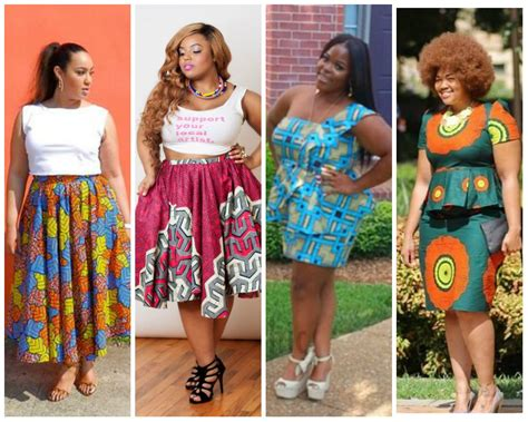 ankara skirts styles trendy ankara skirt and blouse styles plus size women