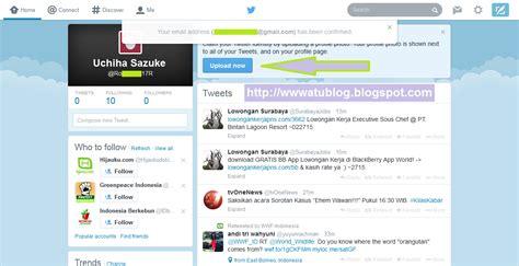 cara membuat twitter jadi private cara mudah membuat atau mendaftar akun twitter