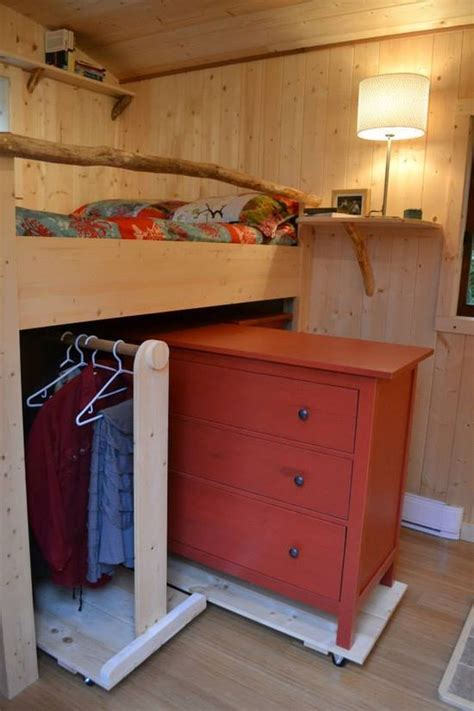 closet under bed tiny house under bed closet google search converted