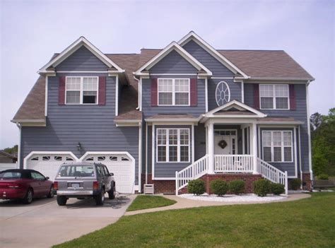 exterior house colors combinations which the exterior color schemes that right to choose