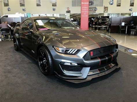 2016 Ford Mustang Shelby GT350R   New Muscle Cars