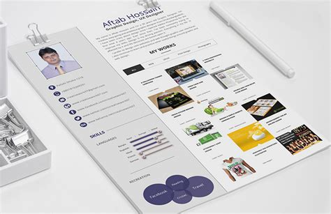 28 Free Cv Resume Templates Html Psd Indesign Web Graphic Design Bashooka Indesign Web Page Template
