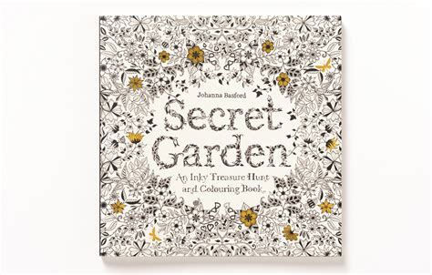 secret garden coloring book books a million coloring books an amazing success story