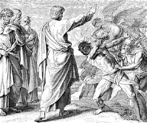 jesus is coming (mark 5:1 18) | grace communion international