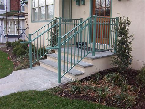 simple wrought iron railings pinterest