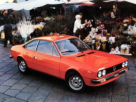 1978 Lancia Beta Coupe Pictures Of Lancia Beta Coupe 3 Serie 1978 81 1024x768