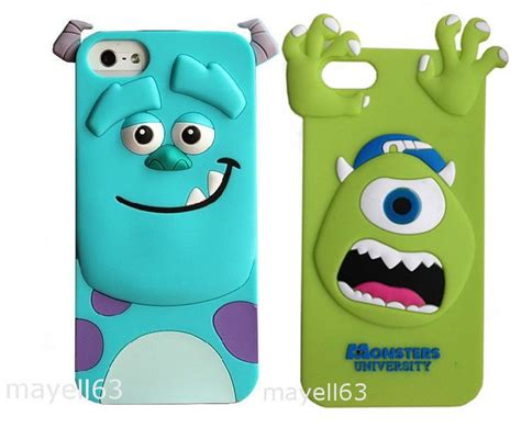 3d sully sulley monsters inc soft cover for