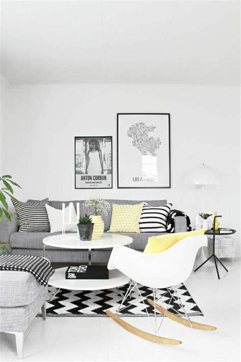 Wohnideen Wohnzimmer Schwarz Weiß 4301 by Einrichtungsideen F 252 Rs Wohnzimmer In 45 Fotos