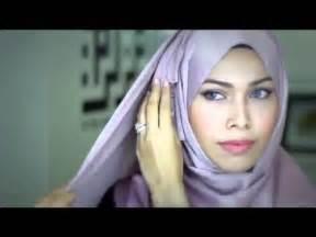 tutorial hijab syar i pdf how to make felted knit wool bracelets kin diy my