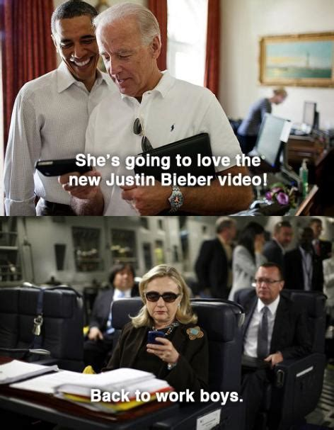 Hillary Clinton Texting Meme - obama politicalmemes com part 7