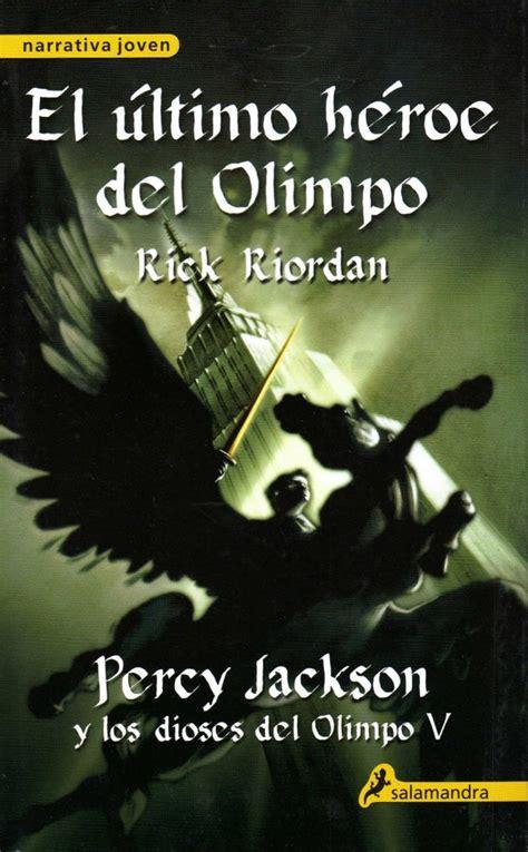 libro el ultimo heroe del descargar el libro el 250 ltimo h 233 roe del olimpo gratis pdf
