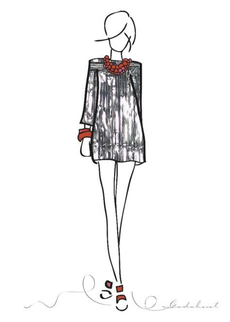 fashion illustration easy simple fashion sketches www pixshark images