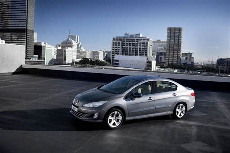 peugeot 408 second peugeot 408 goes on sale in china autoevolution