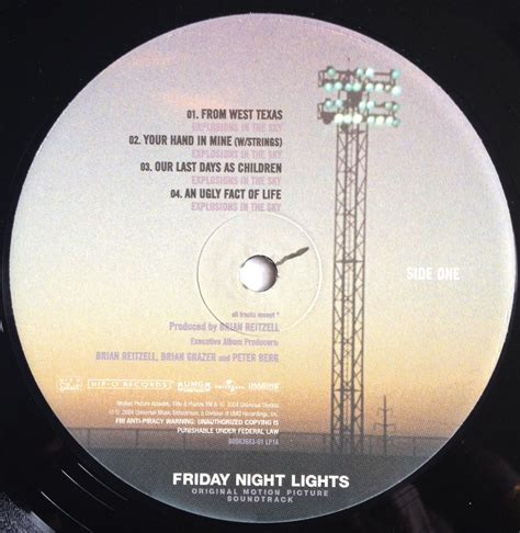Explosions In The Sky Friday Lights by Reissue Review Explosions In The Sky Friday Lights Ost Modern Vinyl