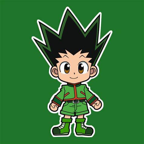 google themes hunter x hunter chibi gon 2011 by zat3am d5qtl8s jpg 894 215 894 anime