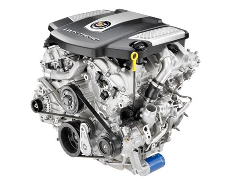 GM 3.6 Liter Twin Turbo V6 LF3 Engine Info, Power, Specs