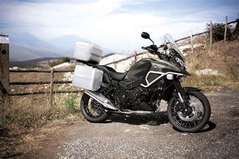 Motorrad Camouflage Lackierung by Honda Vfr1200x Crosstourer 2014 Motorrad Fotos Motorrad