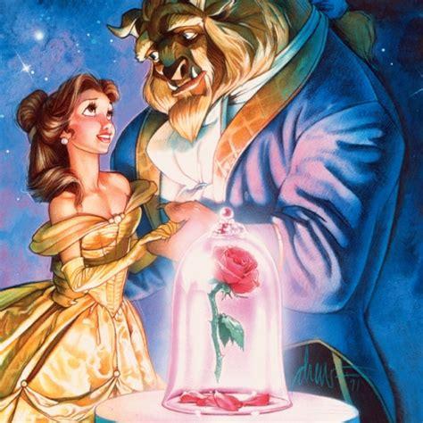 la e la bestia immagini disney beast and the beast disney image 176804